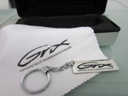 Grix Keychain and Micro fibre polishing cloth and case