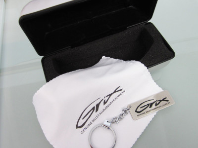 Grix Microfibre Polishing Cloth