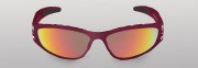 Grix Sunglasses 6004REDB02 frt 948 x 327